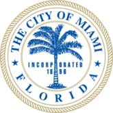 City of Miami LOGO