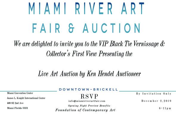 MRAF 2019 INVITATION AUCTION
